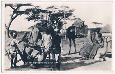 Kenia/Uganda On the Northern Frontier Vintage RPPC Postcard