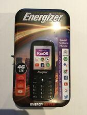 Energizer Energy E241S 4GB Dual Core 4G LTE Sim Free Unlocked UK