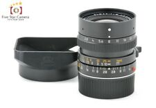 Excellent+++!! Leica ELMARIT-M 28mm f/2.8 3rd. E49 Canada 11804 from Japan