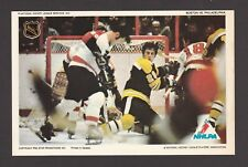 1971-72 NHLPA PRO STAR PROMOTIONS HOCKEY PHOTO AWREY-LONSBERRY-JOYAL  INV A3762