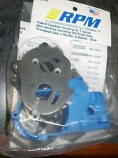 RPM 73615 Hybrid Gearbox Housing Traxxas 2wd Slash Stampede Rustler BLUE NEW