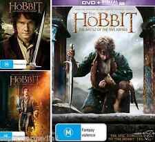 The Hobbit 1+2+3 : NEW DVD