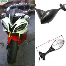 MOTORCYCLE LED TURN SIGNALS MIRRORS FOR YAMAHA FZ6R YZF R6 R6S 600 FZR600 1000