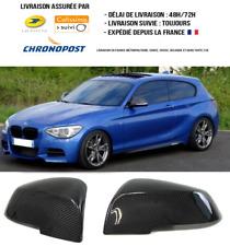 Coques rétroviseurs VRAI carbone BMW F20 F21 Serie 1 motorsport Haute Qualité