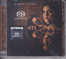 """Halie Loren - Full Circle"" Audiophile Vocal Stereo Hybrid SACD Germany CD New"