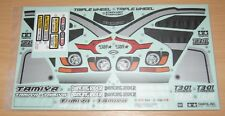 Tamiya 57405 Dancing Rider Trike/T3-01, 9495923/19495923 Decals/Stickers, NIP