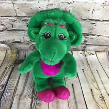 """Barney And Friends Baby Bop 10"""" Tall Vintage Singing Stuffed Plush Doll"""