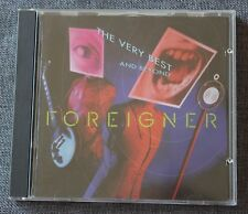 Foreigner, the very best of and beyound, CD