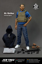 1/6 AceToyz AT-004 Mr. Walker The Fast & Furious Brian O'Conner Paul Figure