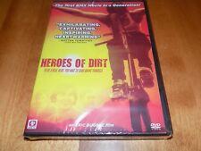 HEROES OF DIRT BMX Bike Riding Stunt Rider Film Will Martinez Joel Moody DVD NEW