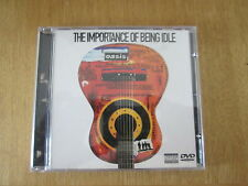 Oasis – The Importance Of Being Idle - UK DVD  Single 2005 - RKIDSDVD31