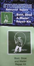 Stivali Wellington, scarpa e dello stivale Kit Di Riparazione (Instant Fix)   Stormsure Adesivi