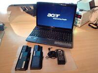 Acer Aspire 5739 +intel X9100 3,065GHz! +Nvidia 1GB +8GB RAM +500GB HDD +Win 10