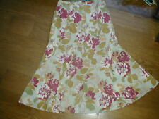 Fabulous skirt FROM BODEN  Marked size 8R   Flares out at knee length PERFECT