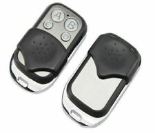 1pc Universal Garage Door Cloning Remote Control Key Fob 433mhz Gate Key Fob