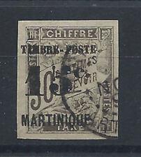 Martinique  N°22 Obl (FU) 1891/92