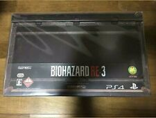 Resident Evil 3 BIOHAZARD RE:3 Japanese COLLECTOR'S EDITION PS4 with game READ