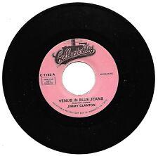 CLANTON, Jimmy  (Venus In Blue Jeans  //bw//  Highway Bound)  REISSUE record