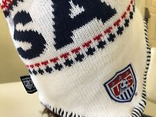 New USA National Soccer Team unisex winter hat