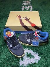 Nike Air Jordan 4 Union LA Off Noir Size 10