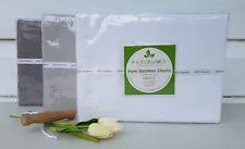 NEW 100% Organic Bamboo 400TC Single Bed Sheet Set by R 'n' R ORGANICS