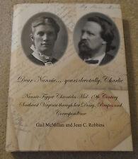 Nannie Figgat Chronicles, Mid-19th Century Southwest Virginia, Hardcover