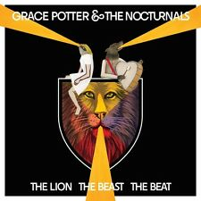 Grace Potter, Grace - Lion the Beast the Beat [New CD]