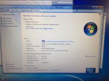 HP ProBook 6560B Core i5-2520M 2.50GHz 4GB RAM 160GB HDD Windows 7 Professional