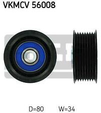 DEFLECTION / GUIDE PULLEY , V-RIBBED BELT SKF VKMCV 56008