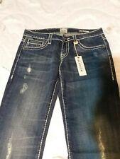 (NWT) ANONAME JOELLE BOOT women's Jeans SIZE 28.COLOR SALT.brand new...
