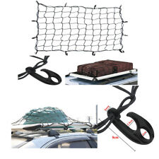 New Car Hook Elastic Trailer Roof Rack Boot Luggage Bungee Cord Cargo Net V109HC