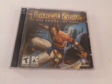 Prince of Persia The Sands of Time Jewel Case PC Video Game 2003