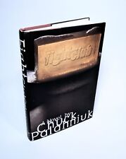 Fight Club Chuck Palahniuk 1996 Hardcover Signed 1st Edition/ 1st Print F/F Book