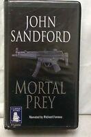 Mortal Prey by John Sandford: Unabridged Cassette Audiobook (T2)