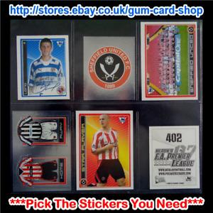 Merlin's Premier League 2006-2007 (400 to 499) *Please Select Stickers*