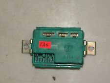 ALFA ROMEO 166 2000 LHD TURN SIGNAL INDICATOR CONTROL MODULE UNIT B883