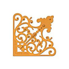 Spellbinders ANTIQUE COIN D-Lites Die Set S2-072 - Cut gaufrer Stencil