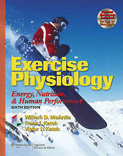 Exercise Physiology : Energy, Nutrition, and Human Performance-ExLibrary