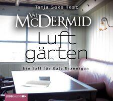 McDermid, Val - Luftgärten: 2. Fall der Kate Brannigan-Reihe. - CD