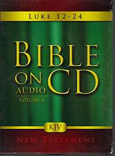 Bible on CD Volume 6 Luke 12-24