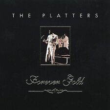Forever Gold: The Platters by The Platters - CD (Great Pretender, Only You)