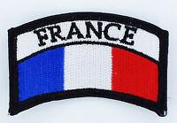 INSIGNE MILITAIRE DRAPEAU PARA OPEX ECUSSON FRANCE AIRSOFT PATCH armée de l'air