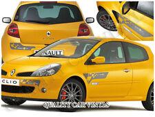 Renault sport mk3 clio r27 rs 197 f1 team decal graphics vinyl stickers P113