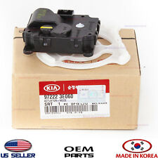 TEMPERATURE DOOR ACTUATOR HVAC GENUINE! KIA BORREGO 3.8L 4.6L 972223E060