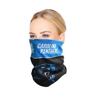 Football Licensed Carolina Panthers Mask Bandana Gaiter face guard mask Retro