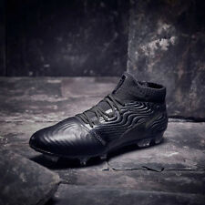 Puma ONE 18.1 FG Mens Leather Football Boots Black £180 SIZE 6 6.5 7 7.5 8 8.5 9