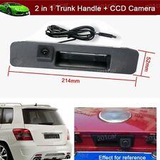 Trunk Handle + Parking Camera For Mercedes Benz ML320 ML350 ML400 A180 A200 A260