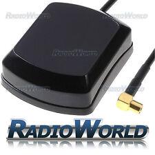 ANTENNA AUTO GPS Antenna interna Mag Mount 5m Cavo di connessione MCX JACK Femal 90