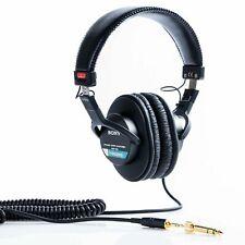 Sony MDR-7506 Headband Headphones - NEW Black