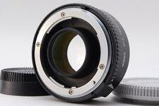 【AB- Exc】 Nikon AF-S TELECONVERTER TC-14E II 1.4x w/Caps From JAPAN #2723